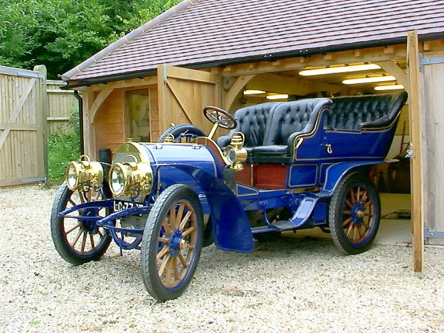 hotchkiss type c de 1904