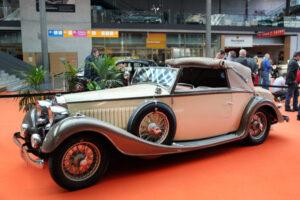 Bugatti 57 Cabriolet Stelvio Vanvooren (1935