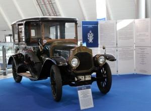 DeDion Bouton CS (1911)