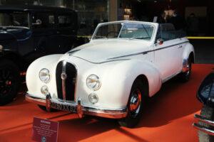 Hotchkiss 2050 (1952) - Cabriolet Anthéor von Chapron