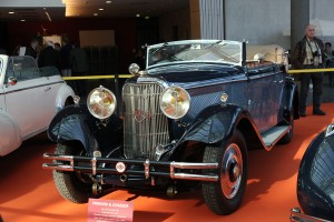 Panhard & Levassor X 66 (1932)