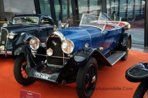 Talbot DC (1926) - Torpédo Sport