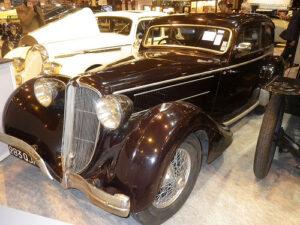 delahaye coupé des alpes 1937