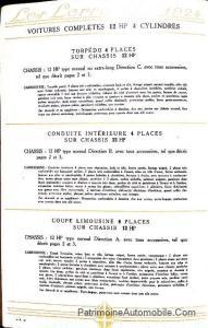 nouveau-document_6-191x300 Catalogue Lorraine Dietrich de 1924 Catalogue de 1924 Lorraine Dietrich