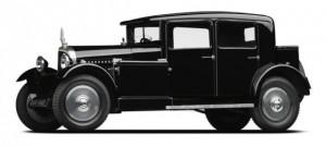 voisin c14 1928 chartreuse