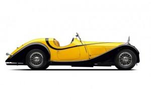 voisin c27 Figoni 1934