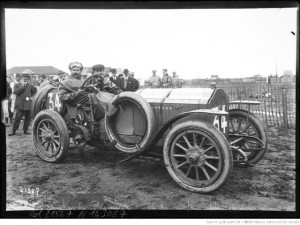 24-6-12, circuit de Dieppe, Hanriot sur Lorraine-Dietrich [grand prix de l'Automobile club de France]
