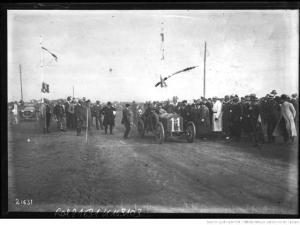 25-6-12-circuit-de-Dieppe-Hémery-sur-Lorraine-Dietrich-n°-11-au-départ-300x225 Lorraine Dietrich au grand prix de Dieppe 1912 Dieppe 1912 Lorraine Dietrich