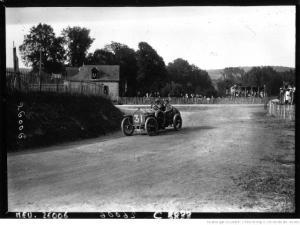 Circuit-de-Dieppe-Bablot-sur-Lorraine-Dietrich-300x225 Lorraine Dietrich au grand prix de Dieppe 1912 Dieppe 1912 Lorraine Dietrich