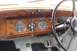 Bentley R Type de 1954 7