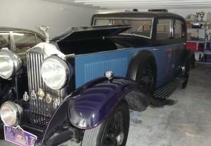 Copie de Rolls Royce 2025 HOOPER SPORT SALOON de 1932 4