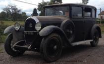 "Hotchkiss AM2 1930 ""sortie de grange"""