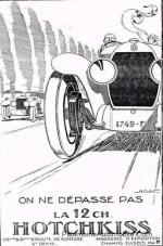 "Reclame-automobiles-Hotchkiss-198x300 Hotchkiss AM2 1930 ""sortie de grange"" Hotchkiss AM2 de 1930"