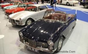 IMG_0475-Copie-300x185 Facel Vega à Epoqu'Auto Divers Voitures françaises après guerre