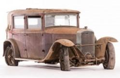 Amilcar C8 berline - ca 1930