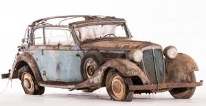 Audi Front 225 cabriolet - ca 1936