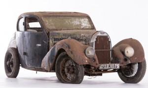 Bugatti Type 57 - 1937 Châssis n° 57579 Moteur n° 417