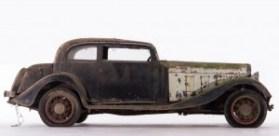 Delage D8 - 15 S coach Autobineau - ca 1930 Châssis n° 39089 Série S Moteur n° 47 S