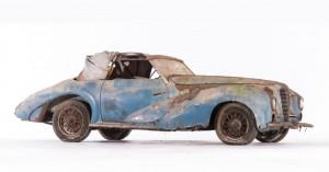 Delahaye 135 M cabriolet Faget-Varnet - 1948 Châssis n° 800745