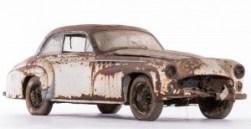 Delahaye 235 coach Chapron - ca 1952 Châssis n° 818018 Chapron n°6982