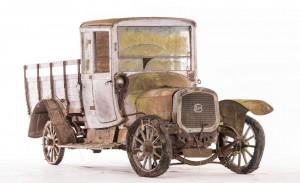 Delahaye Type 43 camion-plateau - 1911 Châssis n° 5378