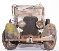 Hispano Suiza H6B Cabriolet par Million Guiet - 1925 Châssis n°11138 Moteur n°301166