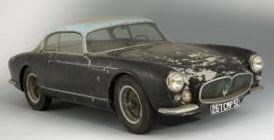 Maserati A6G 2000 Gran Sport Berlinetta Frua - 1956
