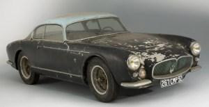 Maserati-A6G-2000-Gran-Sport-Berlinetta-Frua-1956-300x154 Sortie de grange pour la collection Baillon Autre Divers