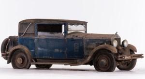 Mathis-Emysix-Type-SMO-faux-cabriolet-ca-1930-300x163 Sortie de grange pour la collection Baillon Autre Divers