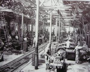 P1020086-Copier-300x239 Visite d'usine (De Dietrich Lunéville) Visite de l'Usine De Dietrich de Lunéville