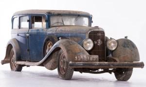 Panhard-Levassor-6CS-Type-X72-limousine-300x179 Sortie de grange pour la collection Baillon Autre Divers