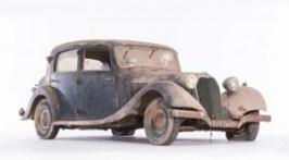 Talbot Lago T11 Cadette berline - ca 1936 Châssis n° 87016