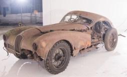 Talbot-Lago-T26-Grand-Sport-SWB-par-Saoutchik-1949-Châssis-n°110109-Moteur-n°118-300x182 Sortie de grange pour la collection Baillon Autre Divers