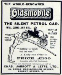 1903-oldsmobile-248x300 Charles Jarrott et De Dietrich Divers Lorraine Dietrich