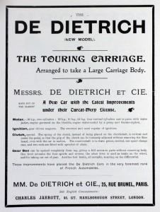 January-1903-226x300 Charles Jarrott et De Dietrich Divers Lorraine Dietrich