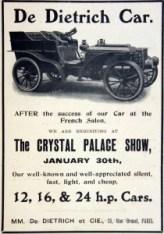 January 1903 bis