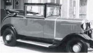 ROBERT SERF 1933 600cc 2