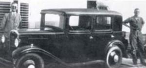 ROBERT SERF limousine