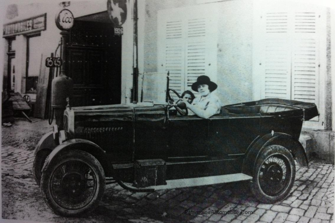 Robert serf patrimoine automobile com for Porte garage sectionnelle 300x200