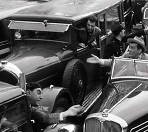 1925 Lorraine-Dietrich B3-6 dans Sous le ciel de Paris, Film, 1951 1