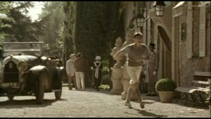Lorraine-Dietrich B3-6 dans Lolita, Film, 1997