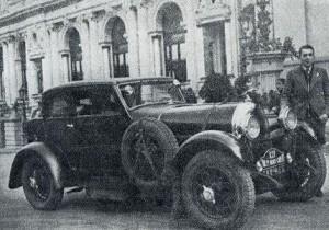 1931-2eme Jean Pierre Wimille sur Lorraine Dietrich