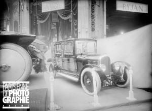 voisin C4 10 hp 1922