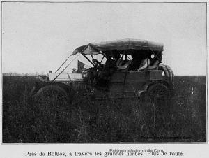Les-Prouesses-de-lAutomobile-au-Cambodge-LD1-300x226 Voyage en Lorraine Dietrich du Comte de Montpensier en Indochine (1908) Divers la Lorraine Dietrich du Comte de Montpensier en Indochine