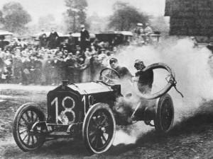 Lorraine-Dietrich n18, Arthur Duray, 120 HP, 1906 Vanderbilt Cup Race
