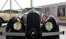 Voisin C25 Aérodyne de 1935 (Fondation Hervé)