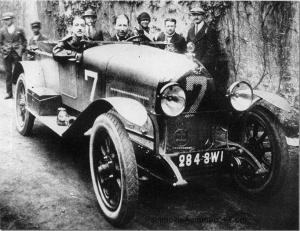 1923-24H.Mans-1b-300x231 Lorraine Dietrich aux 24h du Mans de 1923 Lorraine Dietrich aux 24h du Mans de 1923