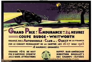 Affiche-24-heures-du-Mans-1923-300x200 Lorraine Dietrich aux 24h du Mans de 1923 Lorraine Dietrich aux 24h du Mans de 1923