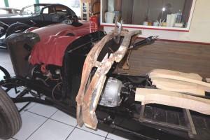 Chassis Delahaye 2