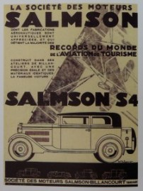 Salmson S4 Roadster 1931 7